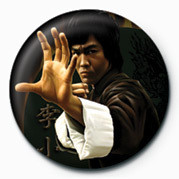 Pins BRUCE LEE - HAND