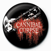Pins CANNIBAL CORPSE (SAW)