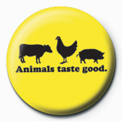 Pins D&G (Animals Taste Good)
