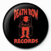 Pins Death Row (Red Logo)