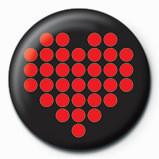 Pins DOT HEART
