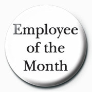 Pins EMPLOYEE OF THE MONTH