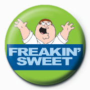 Pins Family Guy (Freakin' Sweet