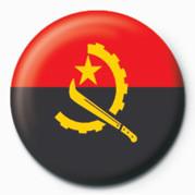Pins Flag - Angola
