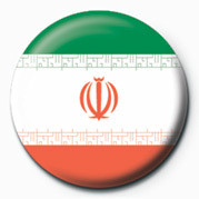 Pins Flag - Iran