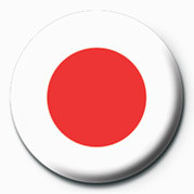 Pins Flag - Japan