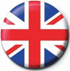 Pins Flag (Union Jack)