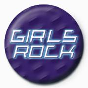Pins GIRLS ROCK
