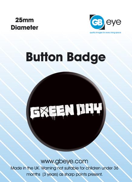 Pins Green Day - logo