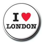 Pins I LOVE LONDON