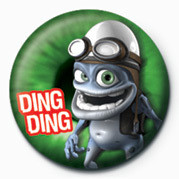 Pins JAMSTER - Crazy Frog (Gree