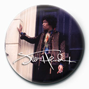 Pins JIMI HENDRIX (DOOR)