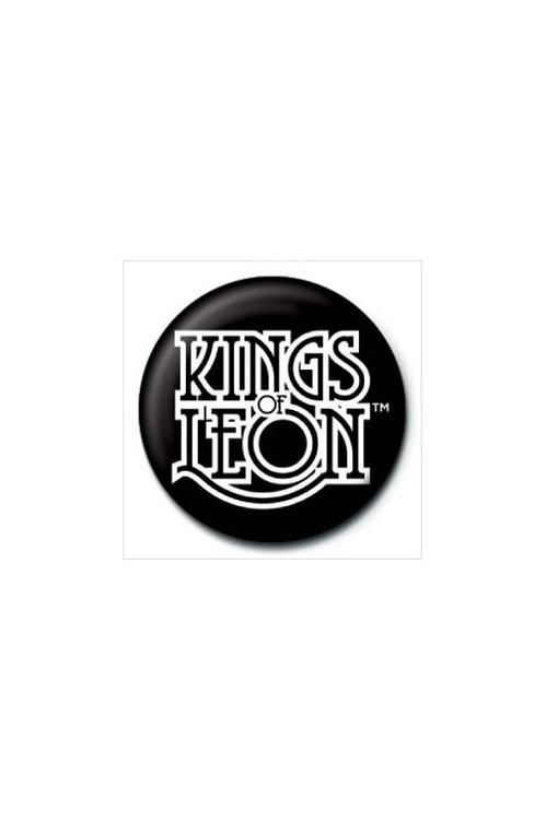 Pins KINGS OF LEON - logo