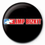 Pins Limp Bizkit - Mic Logo