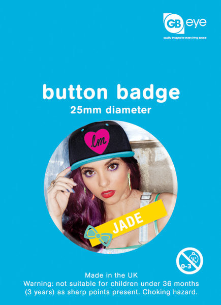 Pins LITTLE MIX - jade