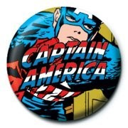 Pins MARVEL - captain america