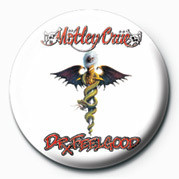 Pins MOTLEY CRUE - FEELGOOD