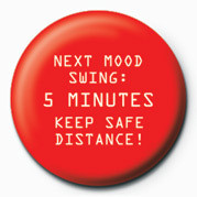 Pins NEXT MOOD SWING - 5 MINUTES