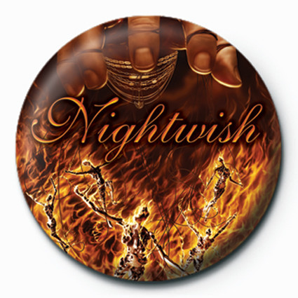 Pins Nightwish-Master Passion G