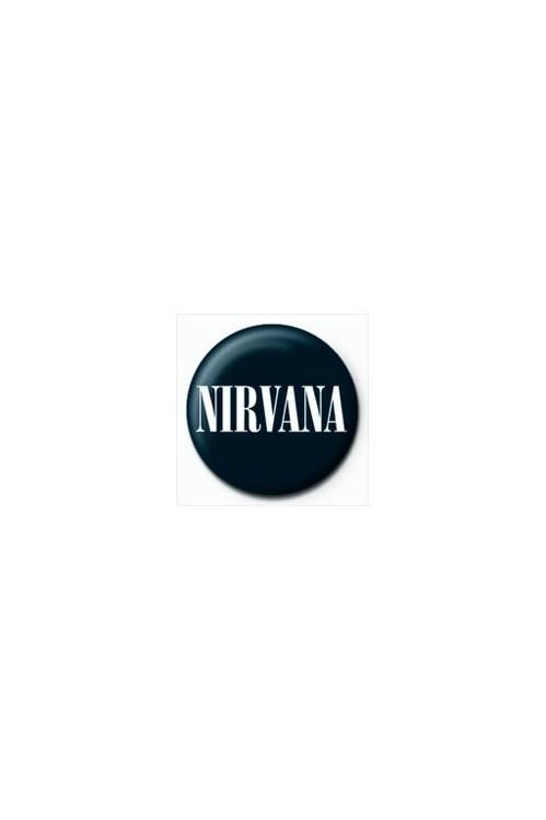 Pins NIRVANA - logo