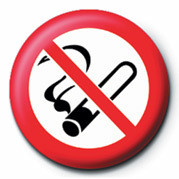 Pins  NO SMOKING
