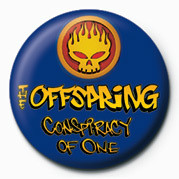 Pins OFFSPRING - CONSPIRACY