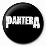 Pins PANTERA - logo