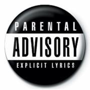 Pins Parental Advisory