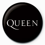 Pins QUEEN - LOGO