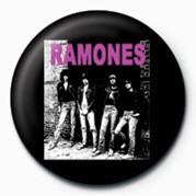 Pins RAMONES (B&W)