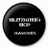 Pins RAMONES - Blitzkreig Bop