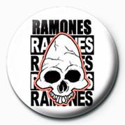 Pins RAMONES (SKULL)