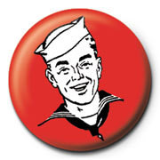 Pins Red sailor