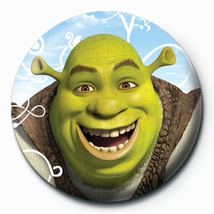 Pins SHREK 3 - shrek