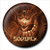 Pins Soulfly - Demon