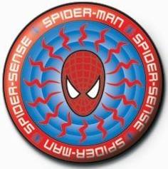 Pins SPIDERMAN - SENSES