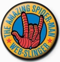 Pins SPIDERMAN - web slinger