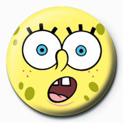 Pins SPONGEBOB - shock
