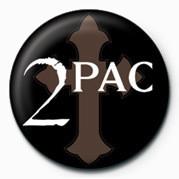 Pins Tupac - Logo