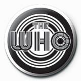 Pins WHO - 70's logo