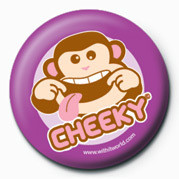 Pins WithIt (Cheeky Monkey)