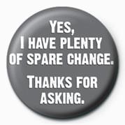 Pins YES, I HAVE PLENTY OF Spar