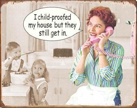 Placa metálica EPHEMERA - Childproofed House