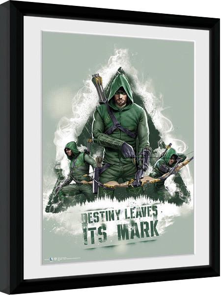 Arrow - Destiny Framed poster