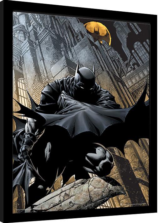 Batman - Night Watch Framed poster
