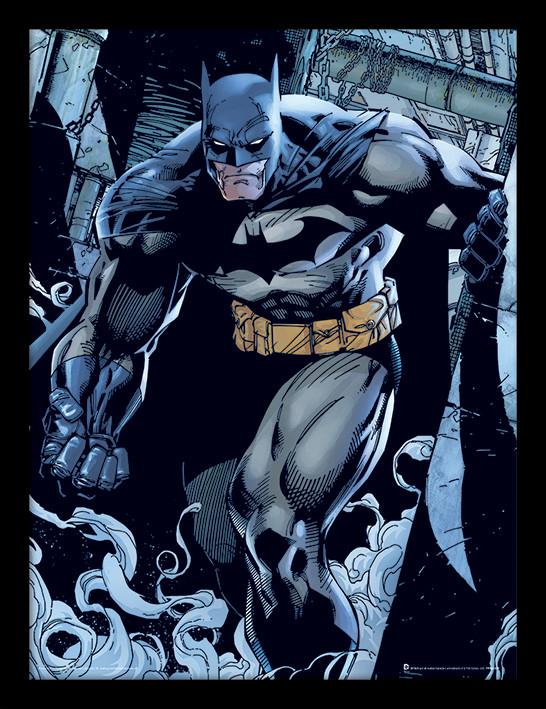 Framed poster Batman - Prowl