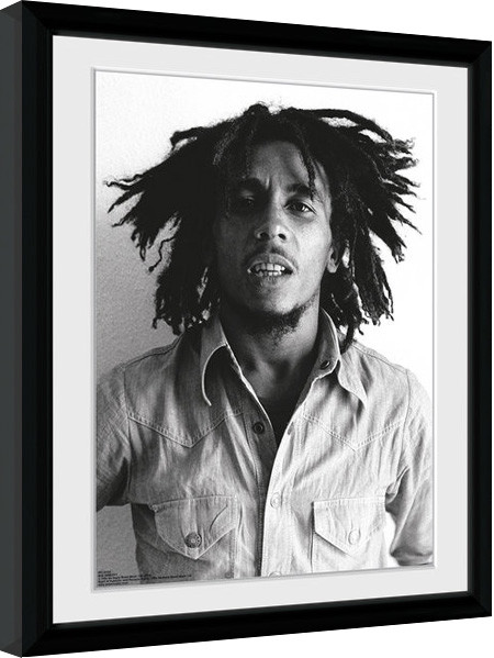 Bob Marley - One Love Framed poster | Buy at Europosters