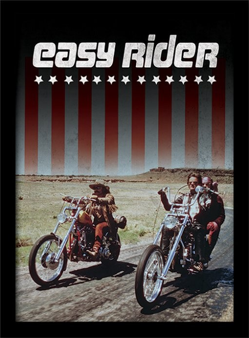 EASY RIDER - riders plastic frame