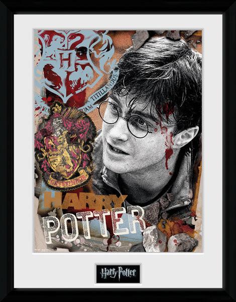 Harry Potter - Harry Potter Framed poster