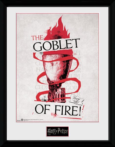 Harry Potter - Triwizard Goblet of Fire Framed poster